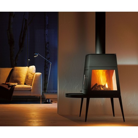 Shaker Wood Burning Stove  by Wittus - Fire by Design