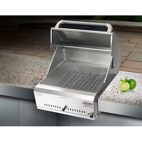 "Professional 26"" Charcoal Grill by Capital Cooking Equipment Inc."