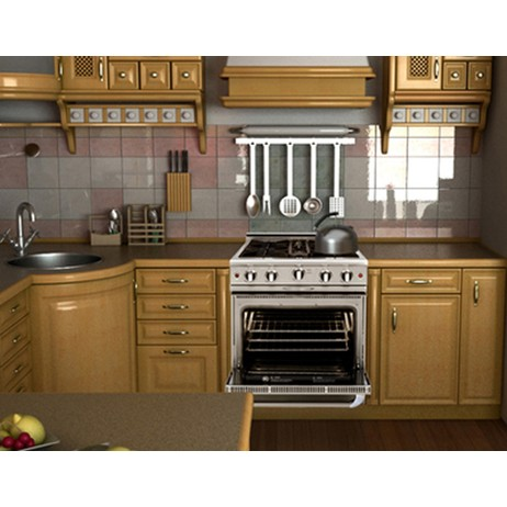 "Culinarian 30"" Self Clean Gas Range by Capital Cooking Equipment Inc."