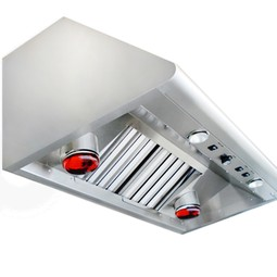 Performance Ventalation Hood by Capital Cooking Equipment Inc.