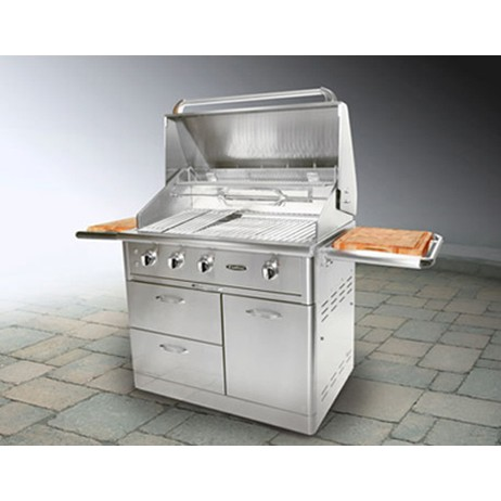"Precision 40"" Gas Grill by Capital Cooking Equipment Inc."