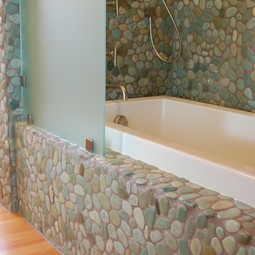 Perfect Pebble Tile by Island Stone