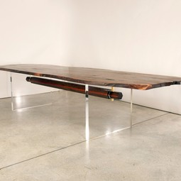 Patchwork Dining Table by CercaTrova Design