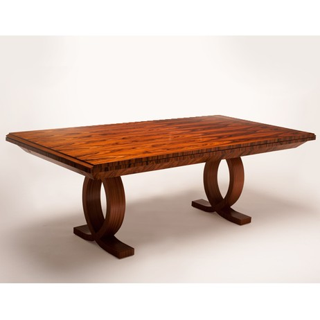 Rosewood Dining Table by Cliff Young Ltd.
