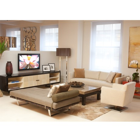 Quattro Entertainment Unit by Cliff Young Ltd.