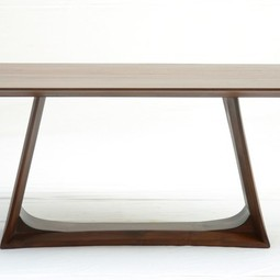 ANVIL Dining Table Rectangular  by RAMARA Limited