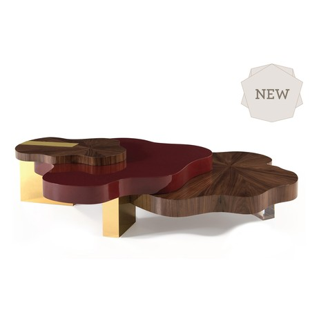 Neuphar Coffee Table by Ginger&Jagger