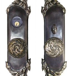 Willow Entry Way Lock Set by Martin Pierce