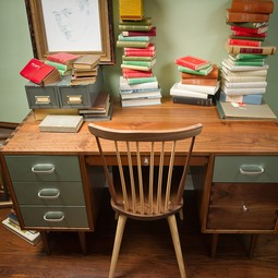 Horace Desk by Keating Woodworks
