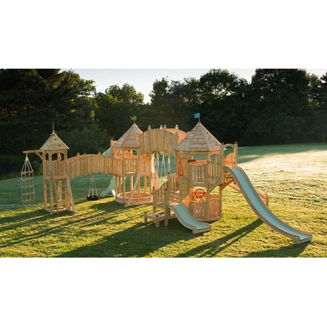 Serendipity 1 by CedarWorks - Rhapsody Indoor Play Systems