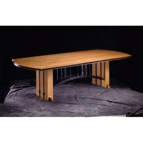 Gramercy Tavern Table by Gregg Lipton Furniture