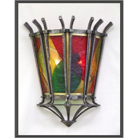 Odyssey Sconce by Heritage Metalworks