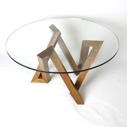Hexagram Table by maxChairs