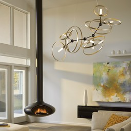 Celesse Pendant  by Hubbardton Forge