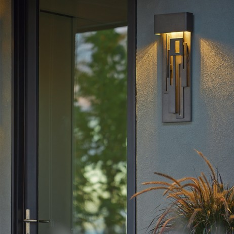 Collage Large LED Outdoor Sconce by Hubbardton Forge