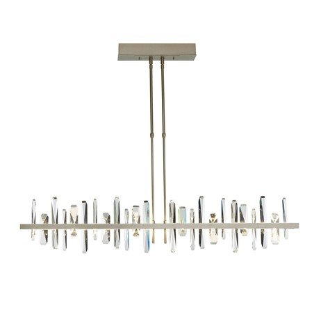 Solitude Large LED Pendant by Hubbardton Forge