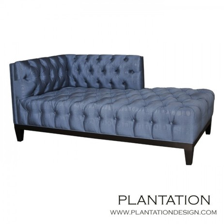 Remy Chaise Left Arm Facing by Plantation Design