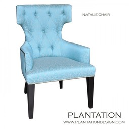 Natalie Chair by Plantation Design