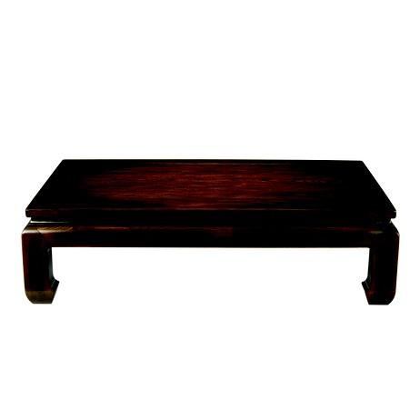 rectangular dynasty coffee table  by Ethan Allen