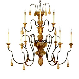 Maxime Chandelier by Ethan Allen