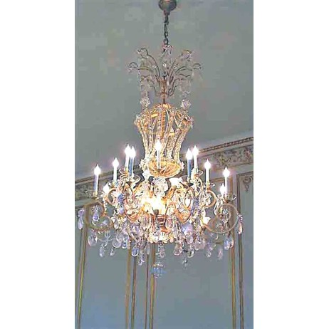 Bagues Chandelier by Bagues Luminaires