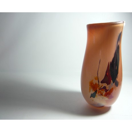 Fresco Glass Vase by Aaronson Noon