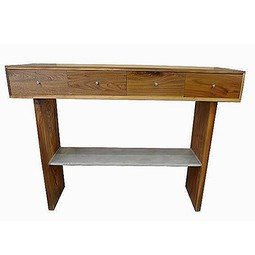 WALNUT CONSOLE by white design