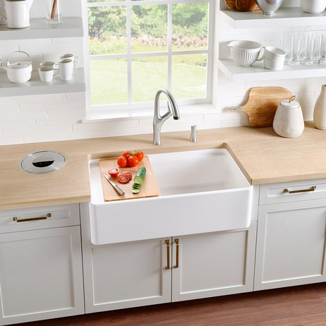 BLANCO PROFINA™ Apron Front Sink by Blanco