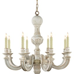 LARGE DEXTER CHANDELIER by Circa Lighting