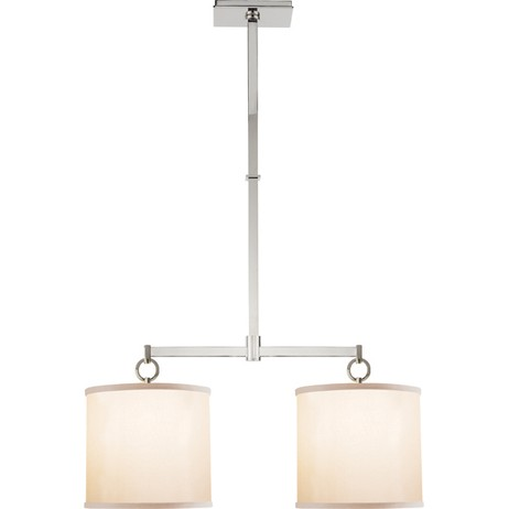 FRENCH CUFF DOUBLE PENDANT by Circa Lighting