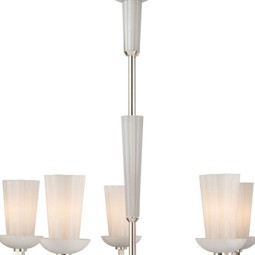 SMALL ALL AGLOW CHANDELIER by Circa Lighting