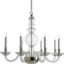 GRANDE GEORGE II CHANDELIER by Circa Lighting