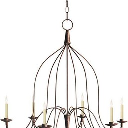 FRENCH COUNTRY INN CHANDELIER by Circa Lighting