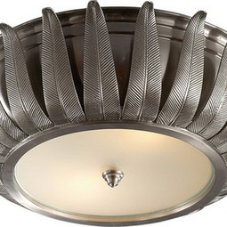 AUDREY FLUSH MOUNT by Circa Lighting