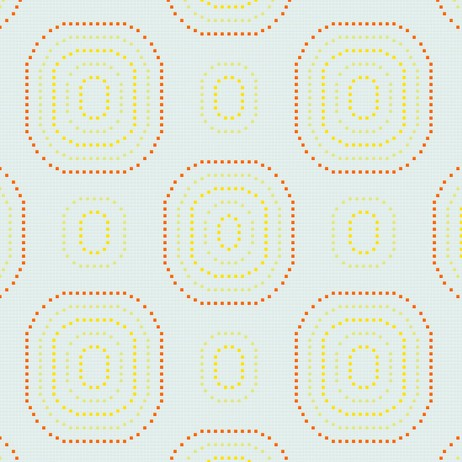 Wallpaper Tile Bubbly by Trend