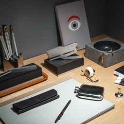Desk Space Collection by MAN of the WORLD