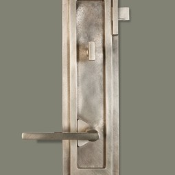 Vertical gate latch by Sun Valley Bronze