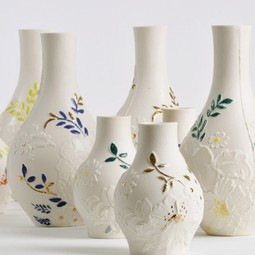 Vases by Claire Cole Design