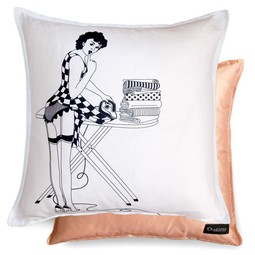 50's Housewives Cushions - Audrey by Dupenny