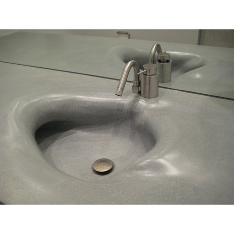 Omalphus Sink by Concreteworks