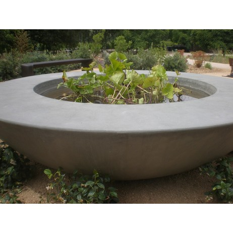 Custom Fountain by Concreteworks