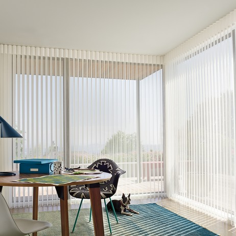 Hunter Douglas Luminette® Privacy Sheers by Janovic