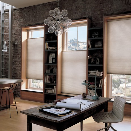 Hunter Douglas Duette® Honeycomb Shades by Janovic