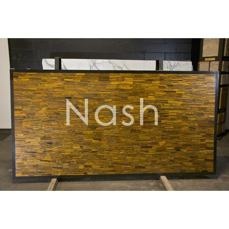 TIGER'S EYE by Nash Granite and Marble
