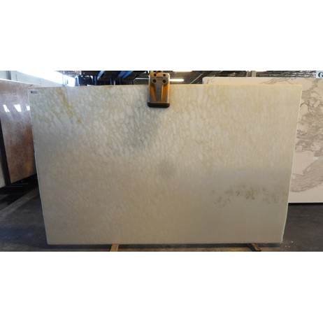 WHITE ONYX by Nash Granite and Marble