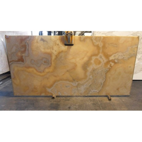 HONEY ONYX  by Nash Granite and Marble