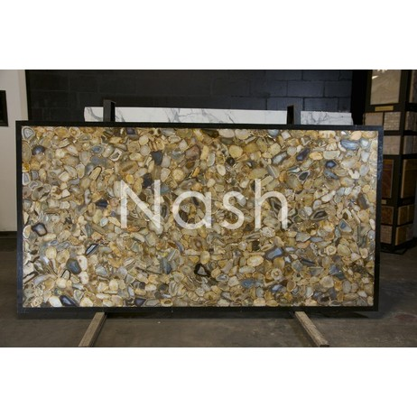BROWN AGATE by Nash Granite and Marble