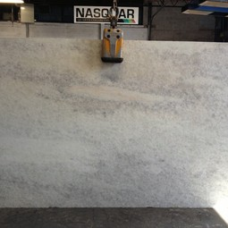 WHITE ICE QUARTZITE by Nash Granite and Marble