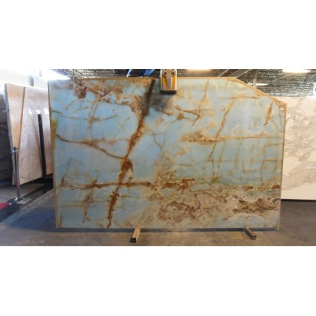ONICE AZZUARO  by Nash Granite and Marble