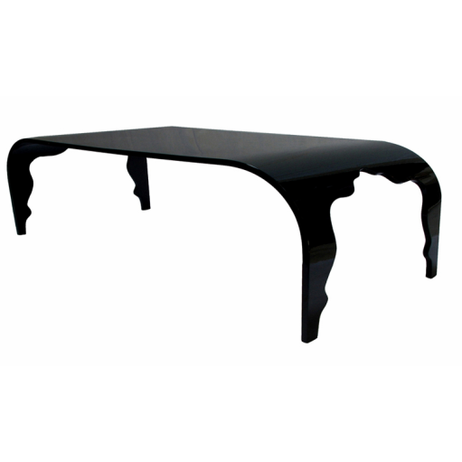 Curve Table by Liquid Design